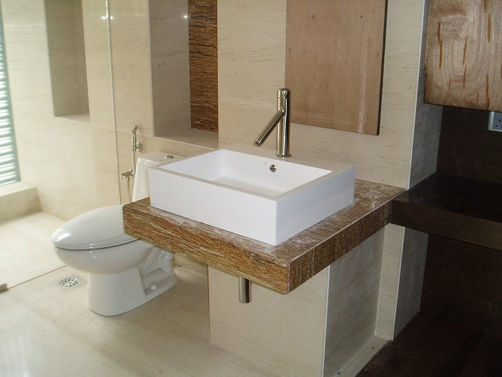 Marble bathroom granite bathroom malaysia for Bathroom designs malaysia