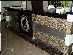 1st Floor Counter | Granite