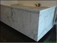 Reception Counter | Marble Table Top