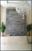Granite Wall Feature
